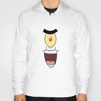spongebob Hoodies featuring PLANKTON SPONGEBOB by September 9