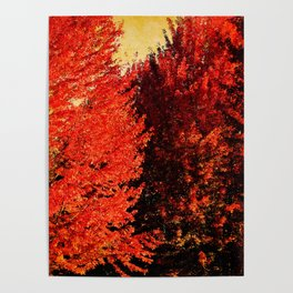 FALL IS HERE Poster