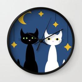 Hobbs & Luna Wall Clock