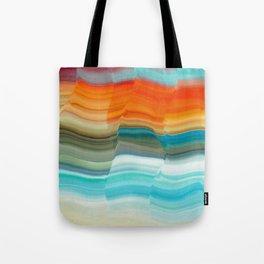 WAVE WORLD Tote Bag