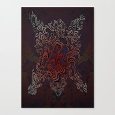 Bear Sinew (Bear Skin companion) Canvas Print