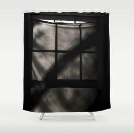 Fenster Licht Shower Curtain