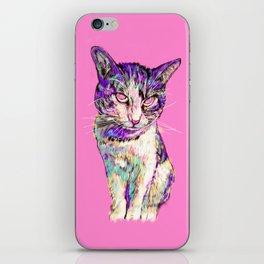 Twitch the Cat iPhone Skin