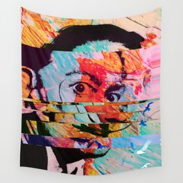 Psycho Sal II Wall Tapestry