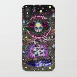 Black Forest Bride iPhone Case