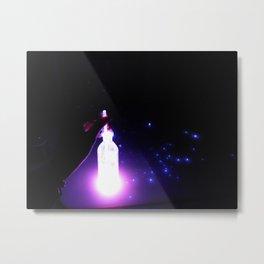 Glow #40/ The Concoction Metal Print