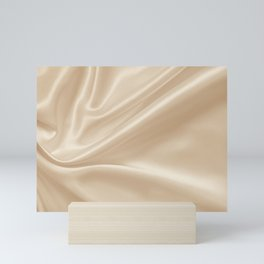 Gold Silk Mini Art Print