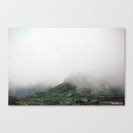 Fjord Norway Canvas Print