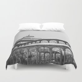 Crystal Palace Duvet Cover
