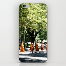Monks iPhone & iPod Skin