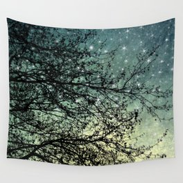 Starry Sky Wall Tapestry