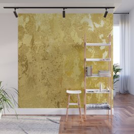 golden vintage Wall Mural