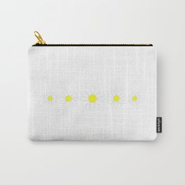 GARDEN OF SPRING Carry-All Pouch