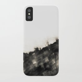Ragged Line of Sea and Coast iPhone Case