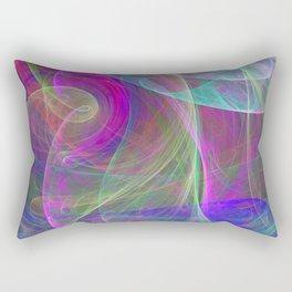 Air colors Rectangular Pillow
