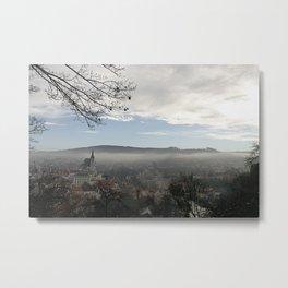 Krumlov VI Metal Print