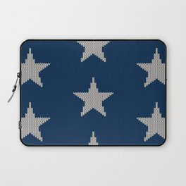 Knitted Stars Laptop Sleeve