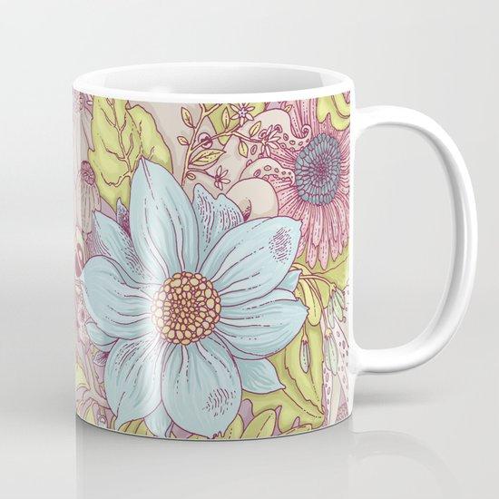 the wild side - summer tones Mug
