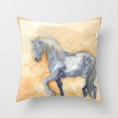 An Illusion Throw Pillow