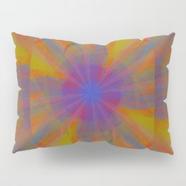 Indian Summer: Burst Pillow Sham