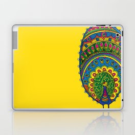 Dreaming of a Peacock  Laptop & iPad Skin