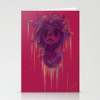 hiccup Stationery Cards featuring Hiccup by Satu Mitsumi