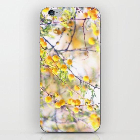 Dream Puffs... iPhone & iPod Skin