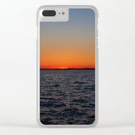 Invisible Tales Clear iPhone Case