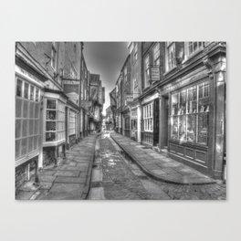 The Shambles York Canvas Print