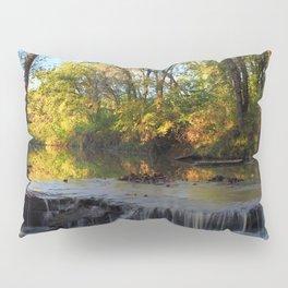 Falls at Prairie Creek Greenway Pillow Sham