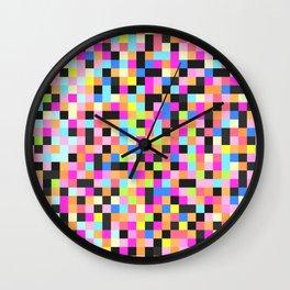My Avatar Loves the Nightlife  Wall Clock