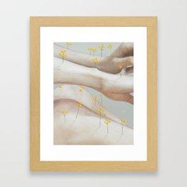Spring Fever II Framed Art Print