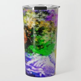 Floral still lifes. Travel Mug
