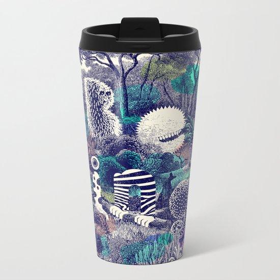 Biodiverse Metal Travel Mug