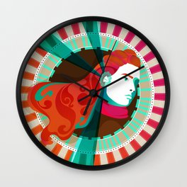 The Seeker - Horizon Zero Dawn Wall Clock