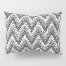 black&white zigzag Pillow Sham