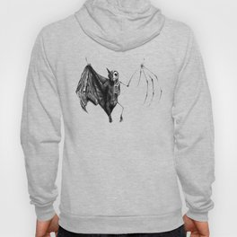 Half The Bat I Used To Be Hoody