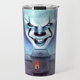 IT we all float down here! Travel Mug