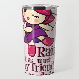 Rain & Sunshine Travel Mug