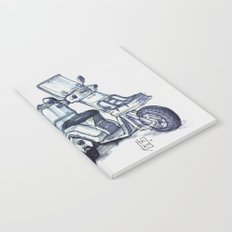 Honda delivery scooter japan Notebook