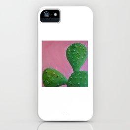 El Nopalito iPhone Case