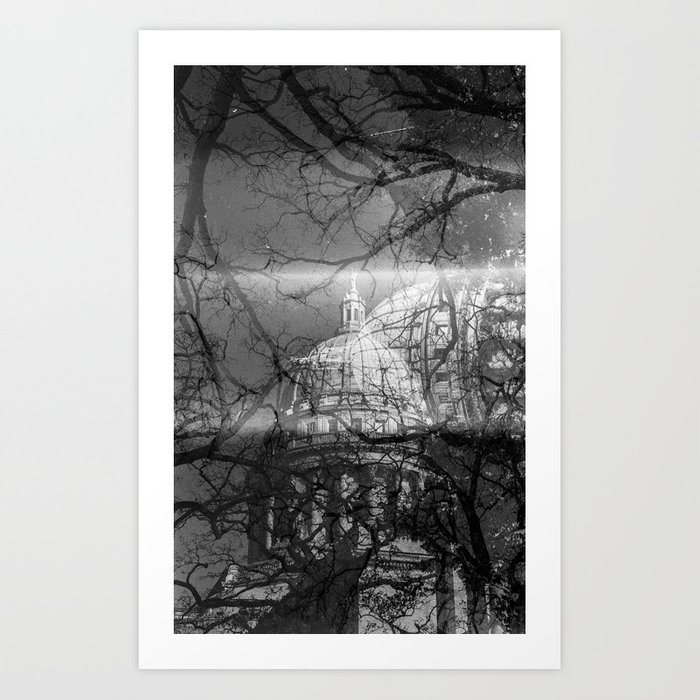Madison State Capitol Art Print