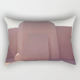 San Francisco de Asis Mission Church Rectangular Pillow