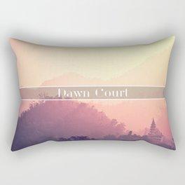 Dawn Court Rectangular Pillow