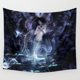 Come out where ever you are Wall Tapestry