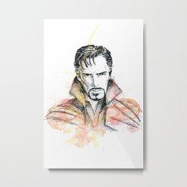 Doctor Strange Metal Print