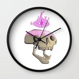 The Eternal All Seeing Eye Wall Clock