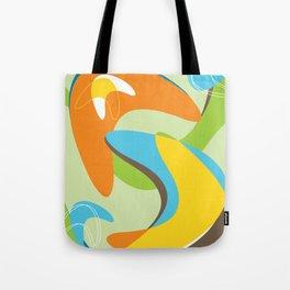Boomerama Tote Bag