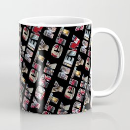 New York City (typography) Coffee Mug