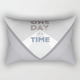 One Day Rectangular Pillow